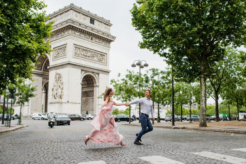 Paris photographer. Information about photo session in Paris